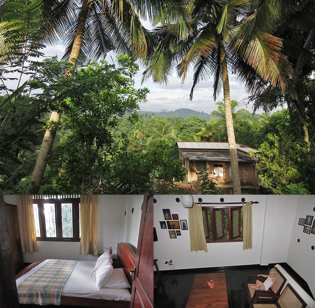 Cottage by R. Kandy Sri Lanka accommodatie
