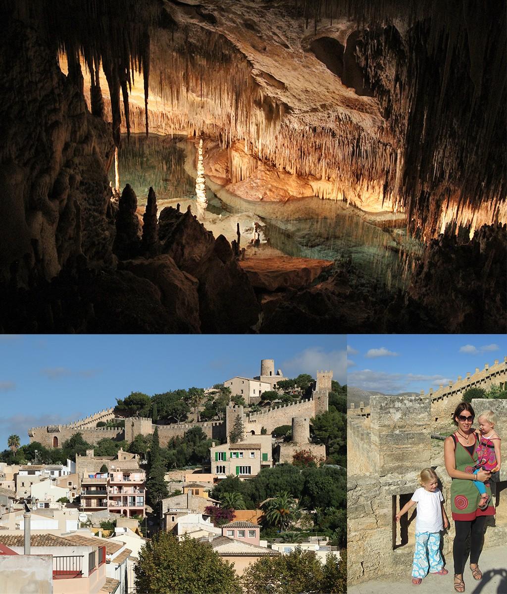 Cuevas del Drach en Capdepera