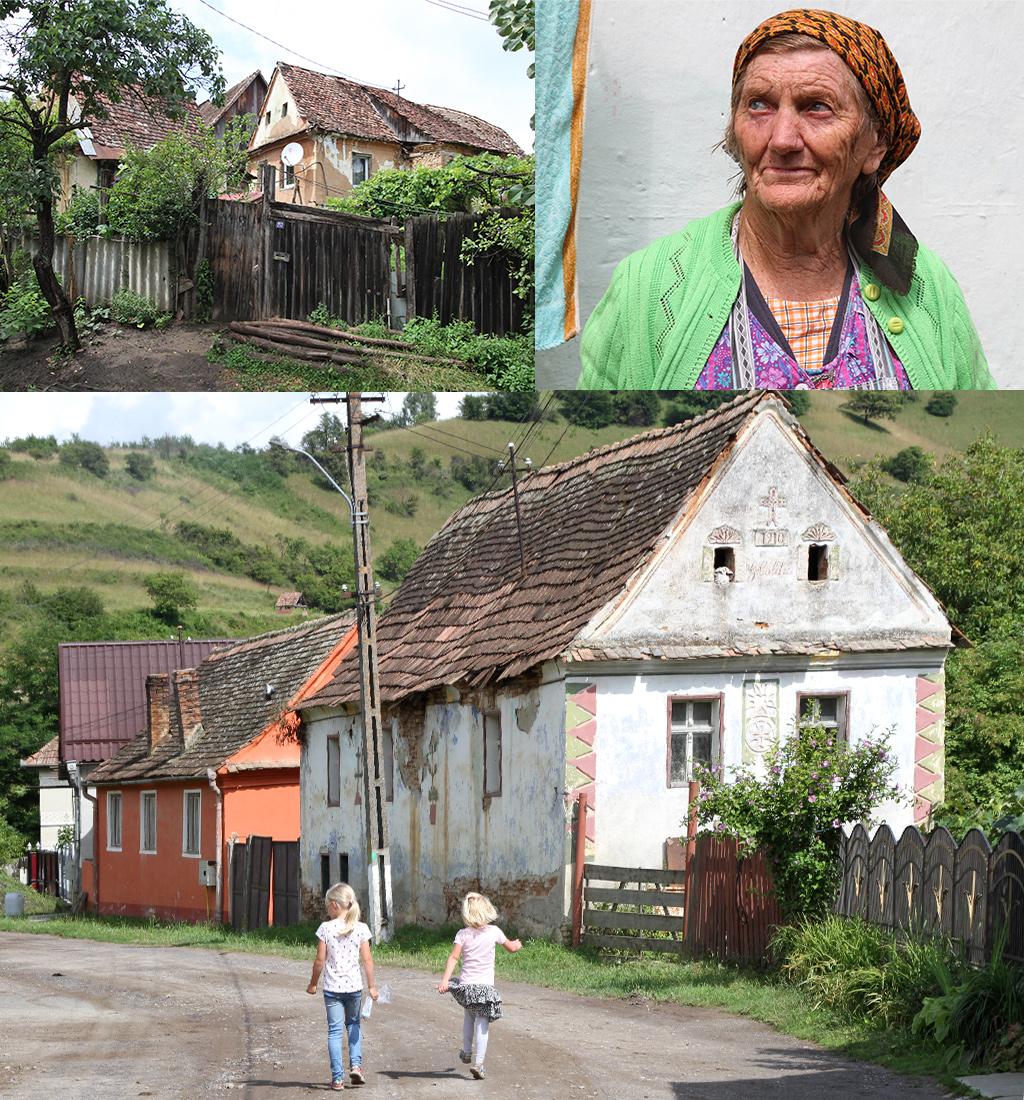 Curciu Transsylvanië Roemenië Balkan