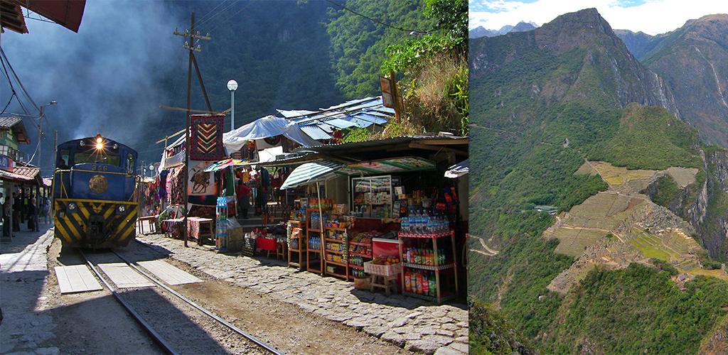 Cusco - Machu Picchu met de trein