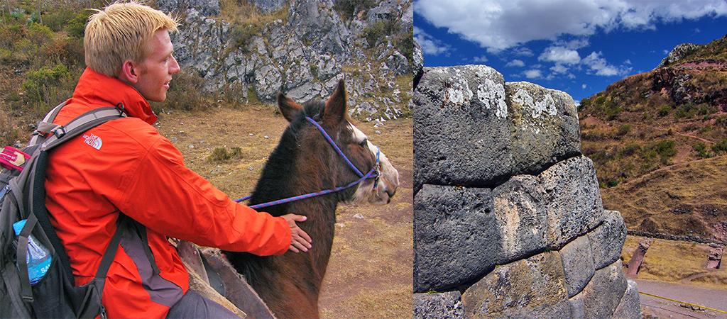 Cusco Puca Pucara en Tambo Machay