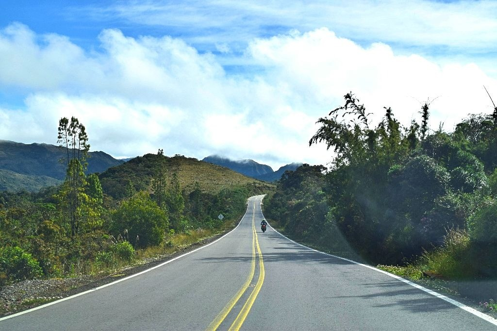 Dagtrip Colombia - Onderweg
