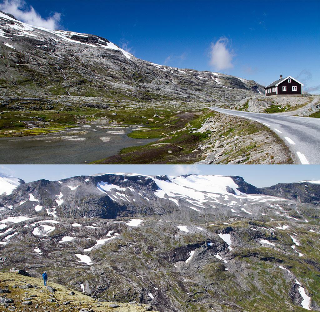 Dalsnibba Noorwegen