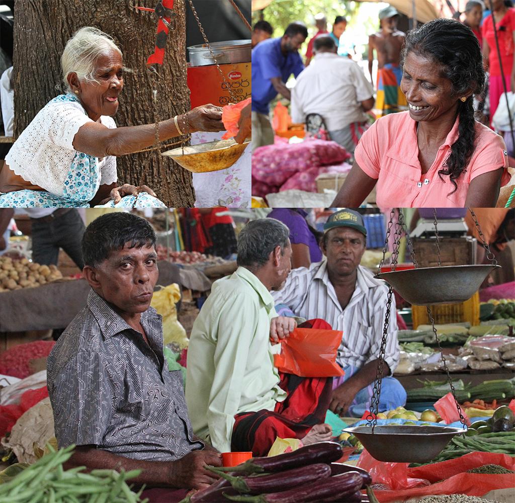 Dambulla markt