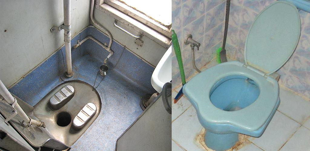 Delhi Belly - veelvuldig naar de wc