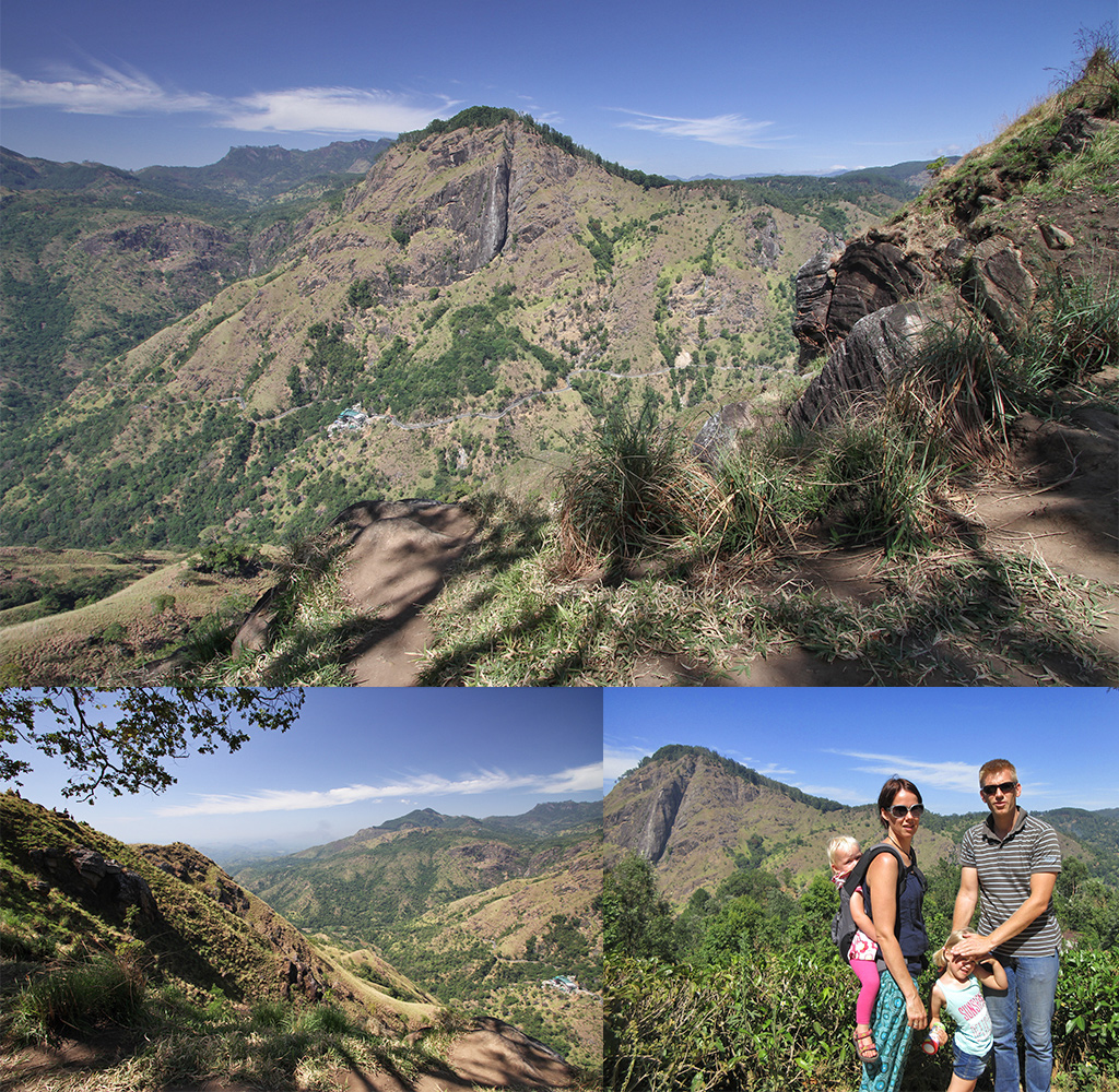 Doen in Ella Little Adams Peak