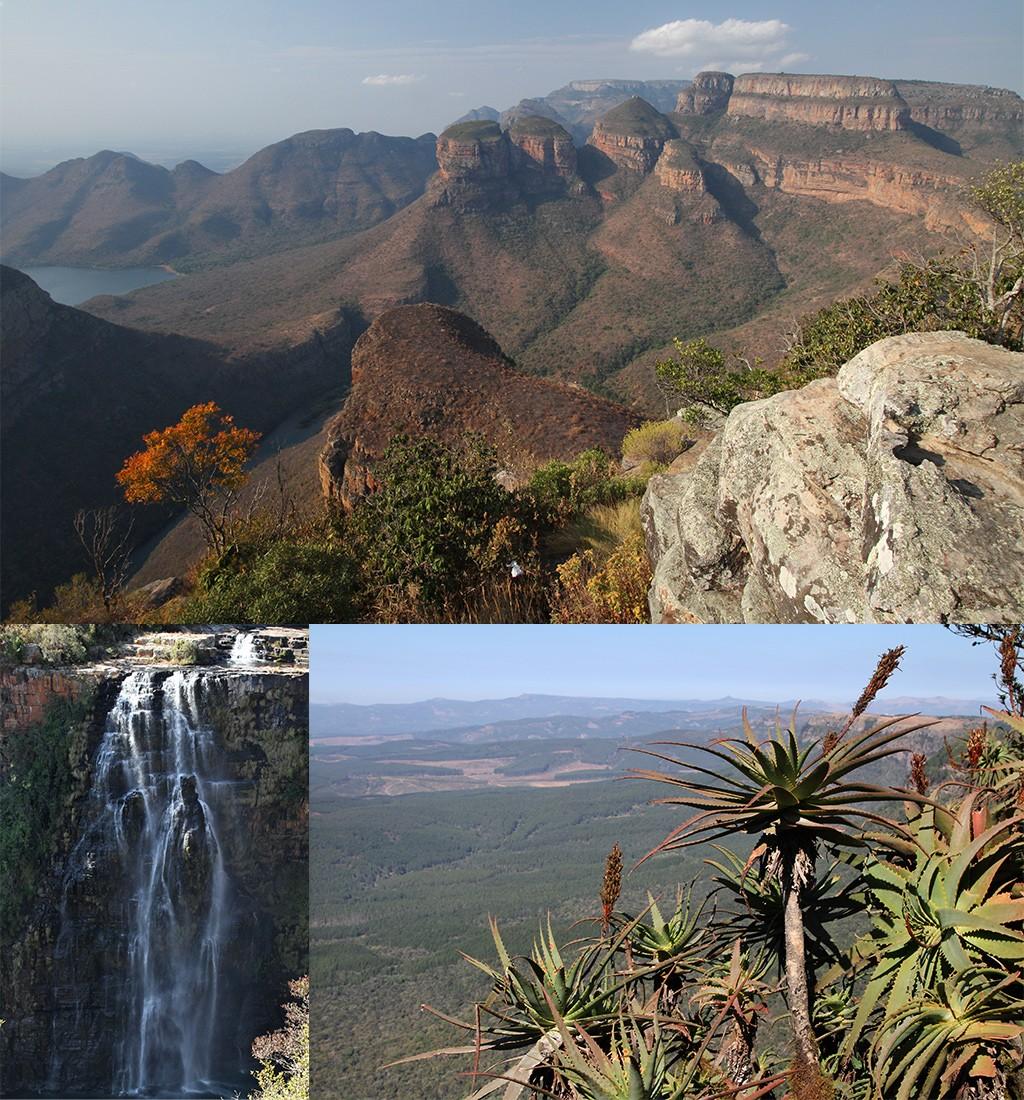 Drakensbergen Panoramaroute