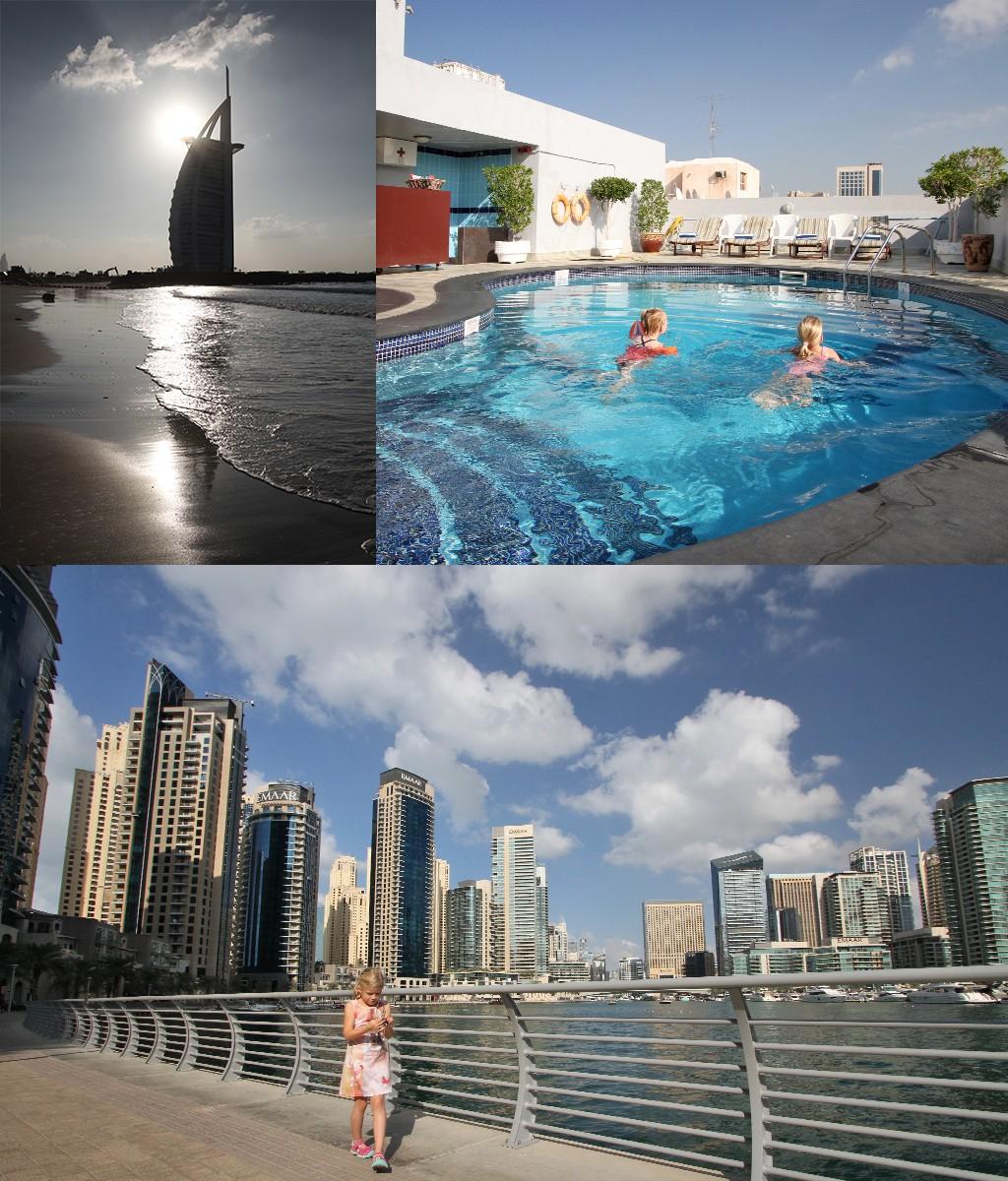 Dubai Kerstvakantie naar de zon