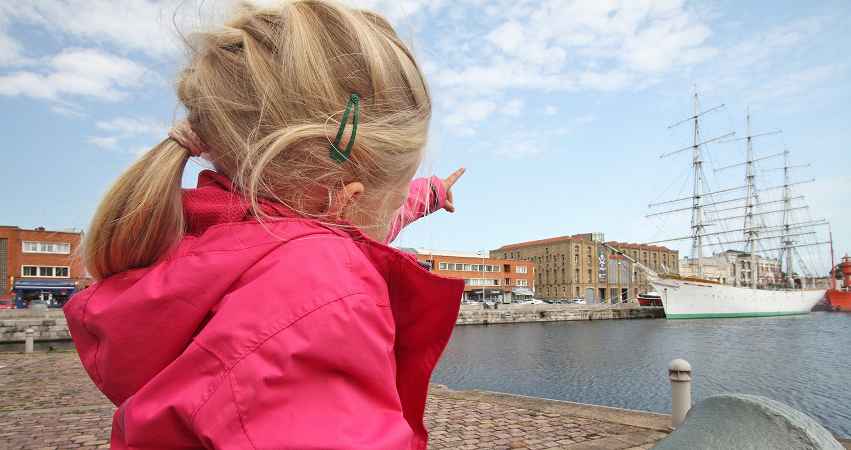Duinkerke met kinderen citytrip en strand