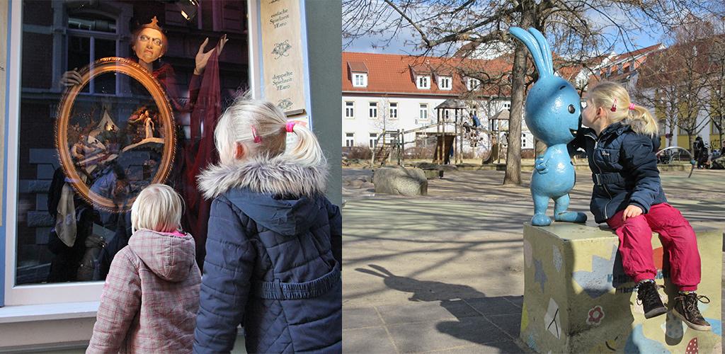 Erfurt kindvriendelijk