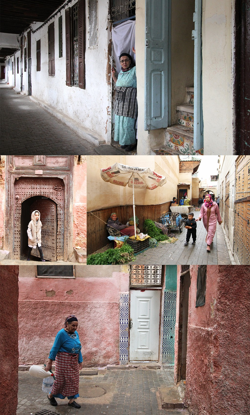 Fez bezienswaardigheden - Mela - Joodse wijk