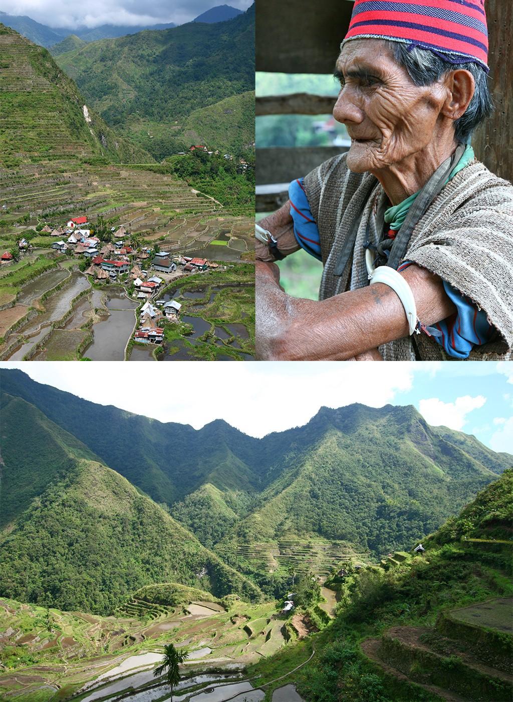 Filippijnen Luzon Banaue en omgeving