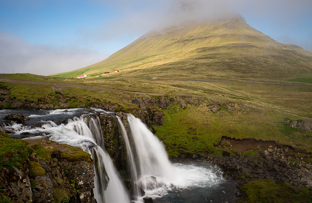 foto onontdekt Europa IJsland
