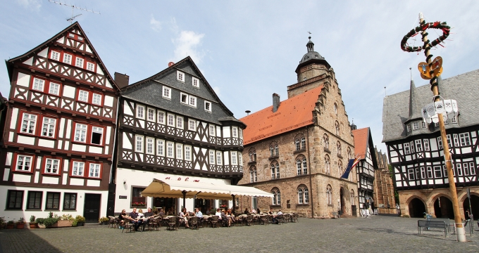 Fotogenieke stadjes in Nordhessen