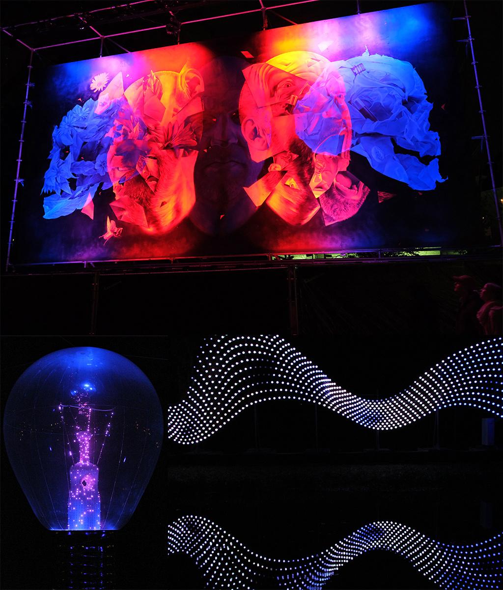 GLOW lichtkunstwerken