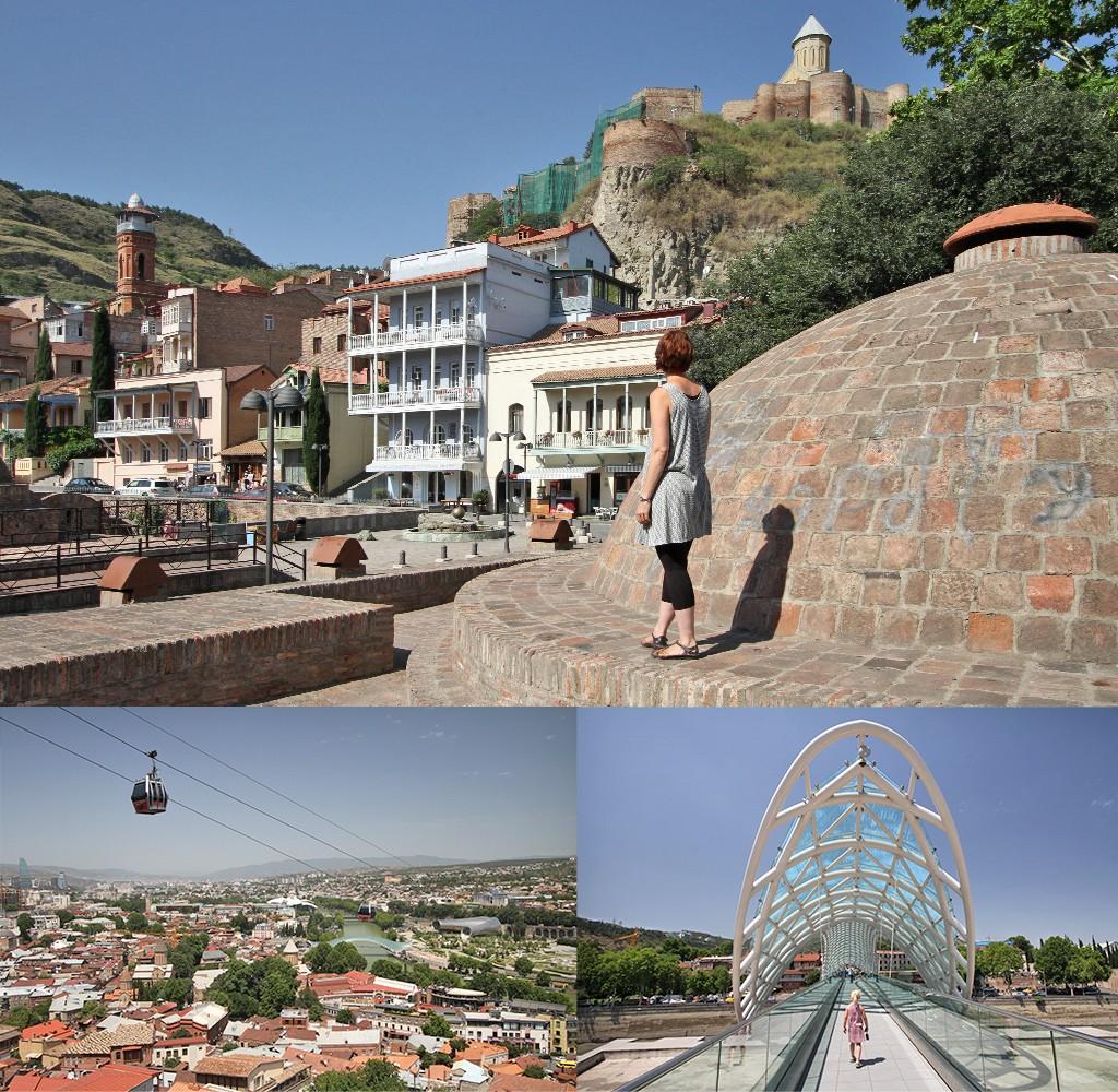 Tbilisi stedentrip met kinderen