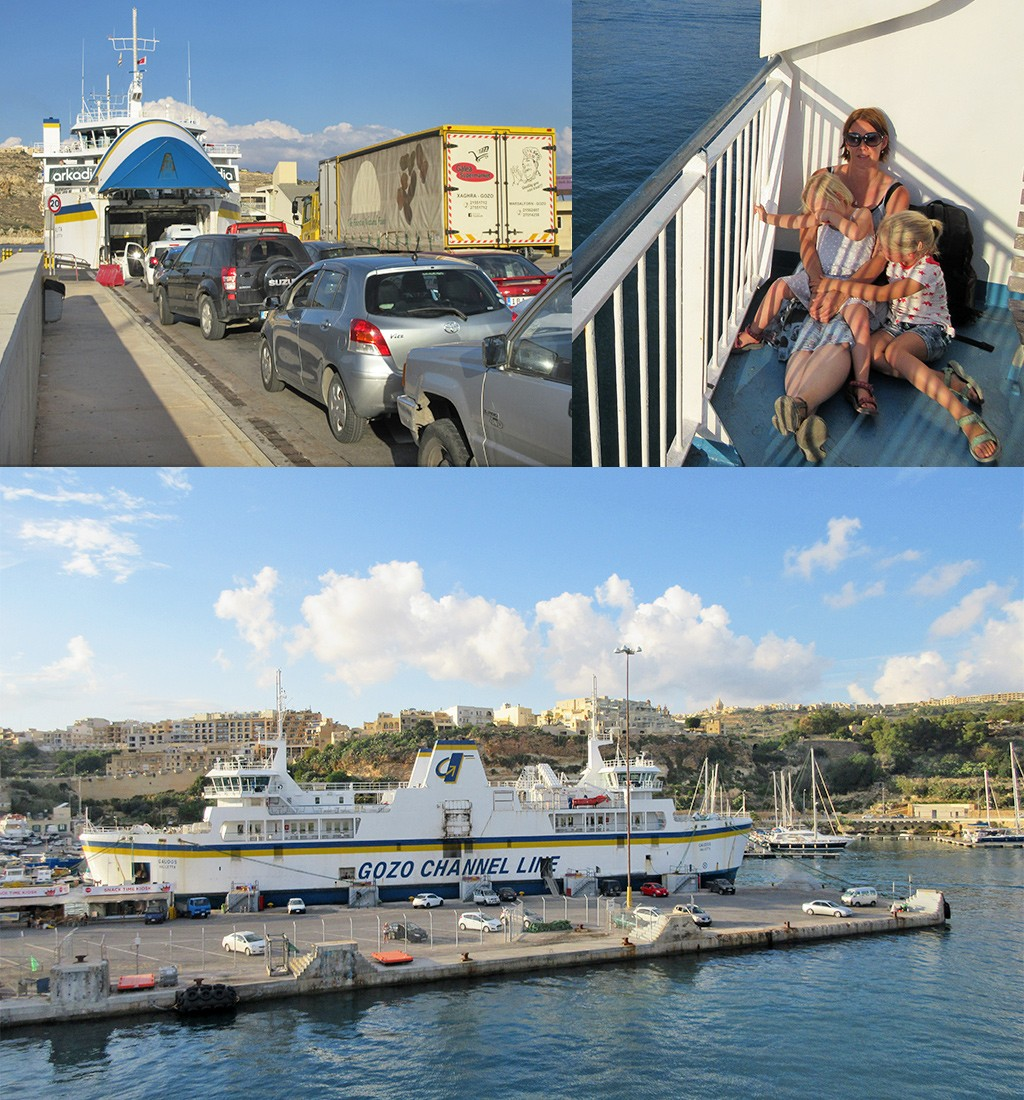 Gozo Malta veerboot