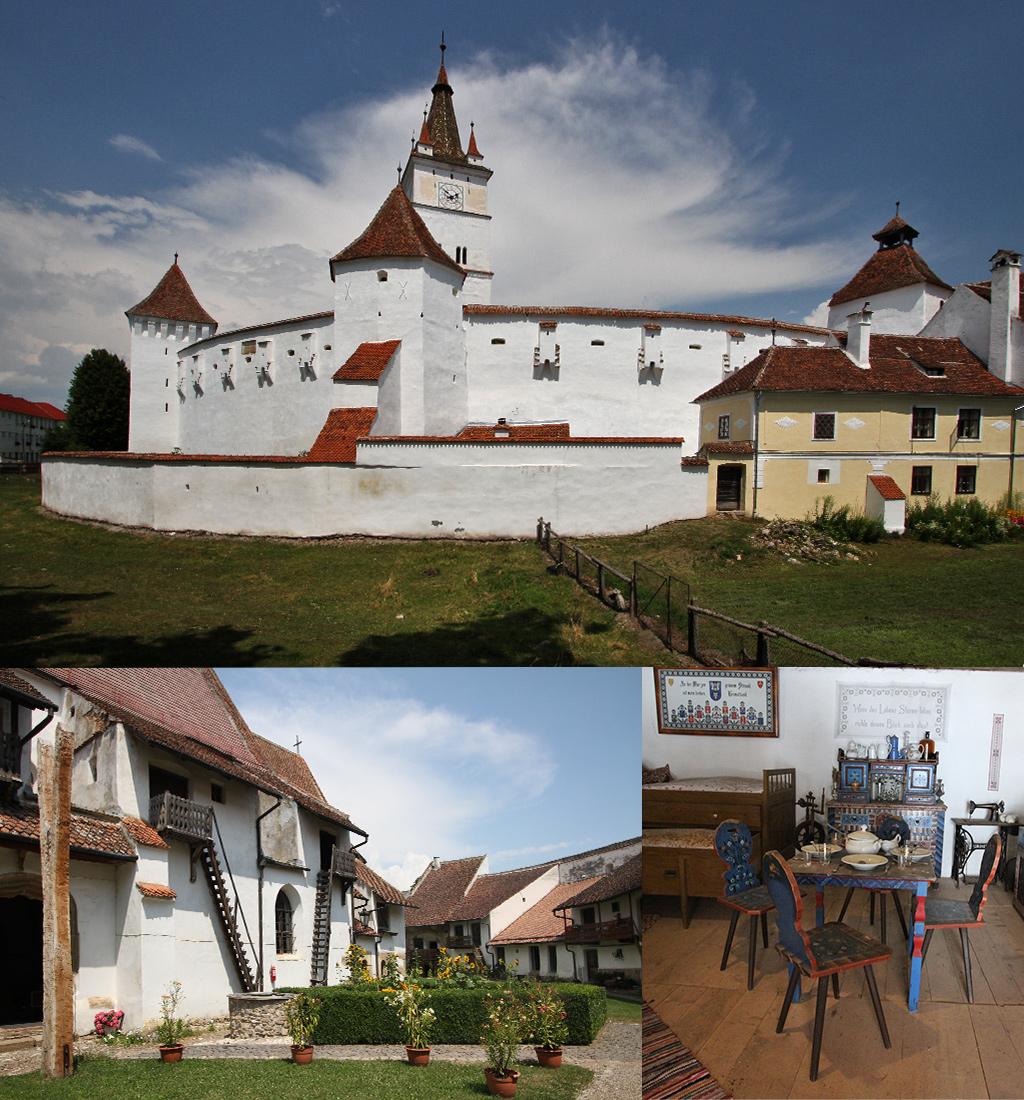 Harman weerkerk Transsylvanië
