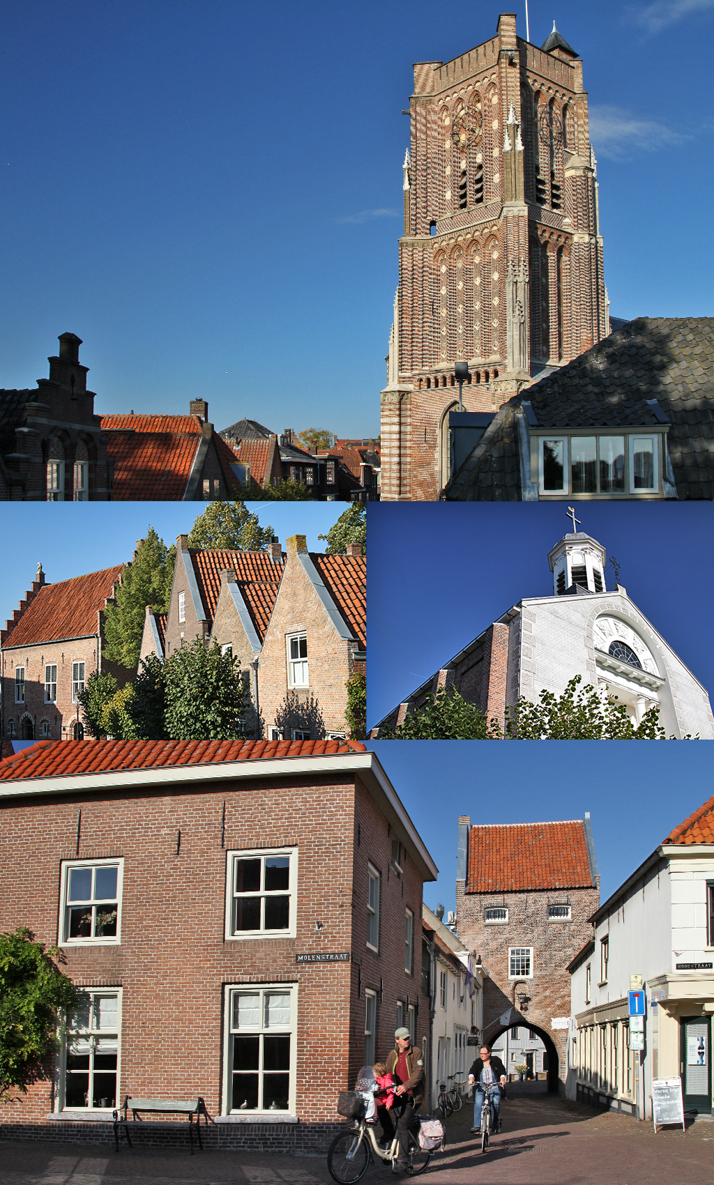 Hollandse Waterlinie Woudrichem