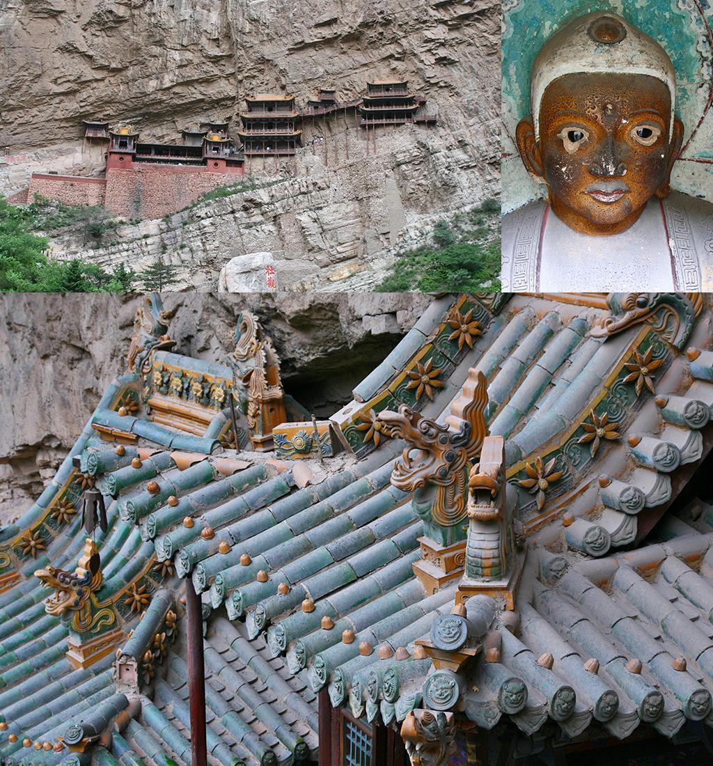 Hunyuan hangende tempel