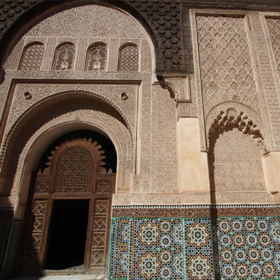 Stedentrip Marrakesh