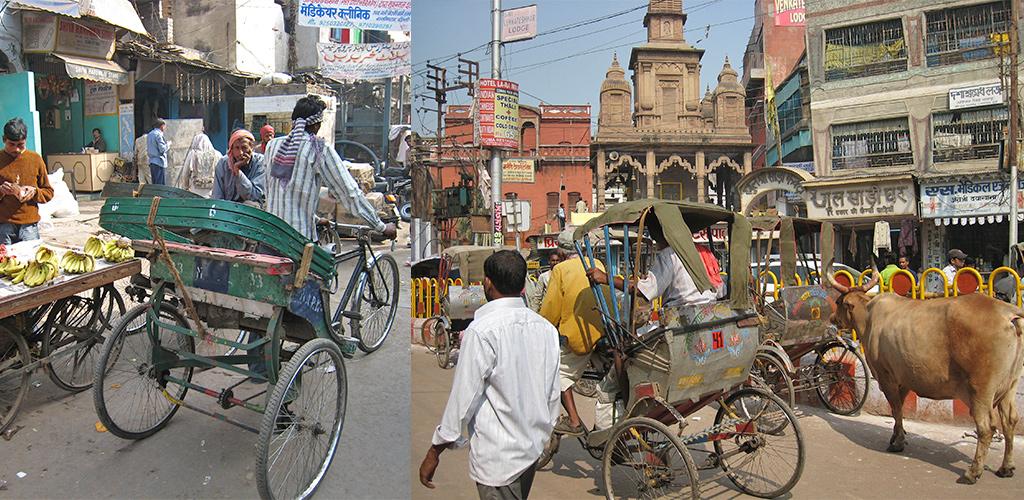 India betekent chaos