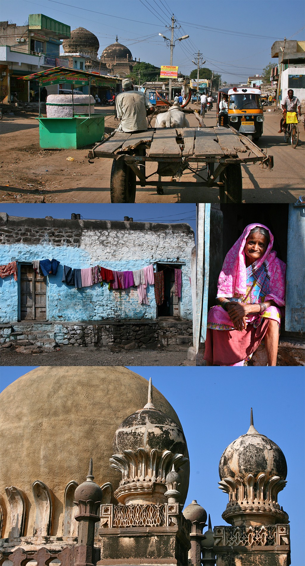 India off the beaten track - Bijapur