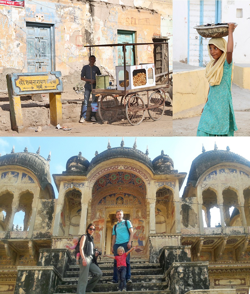 India off the beaten track - Shekawati
