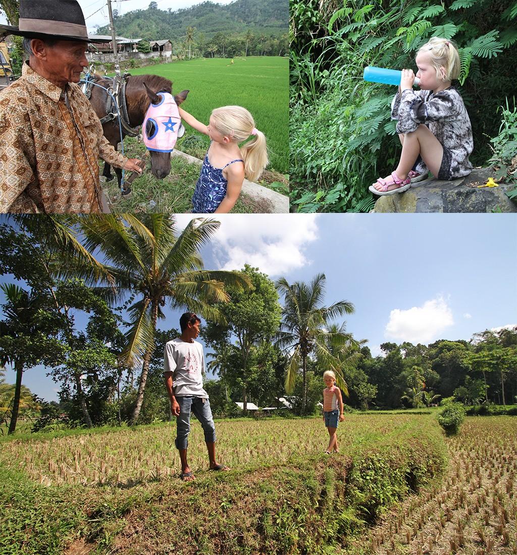 Indonesië met kinderen - gezondheid
