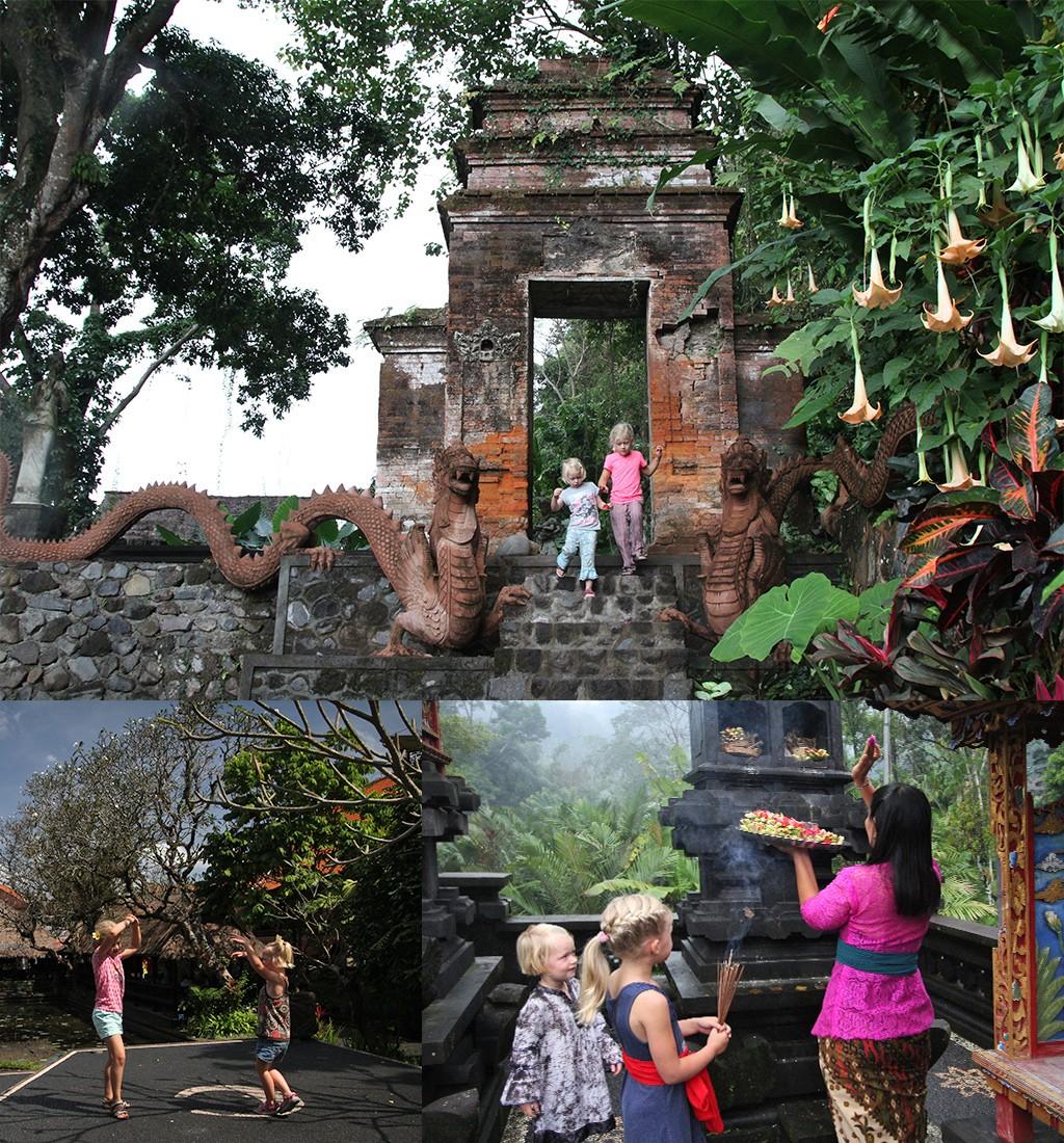 Indonesië met kinderen - hindoe Bali