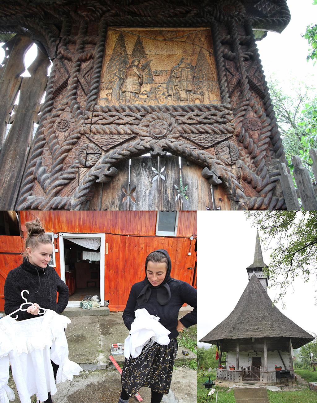 Iza Vallei - poorten huisnijverheid en-kerkjes