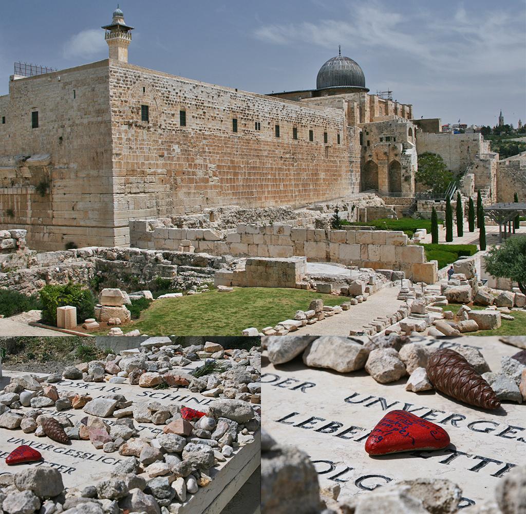 Jeruzalem en haar geschiedenis