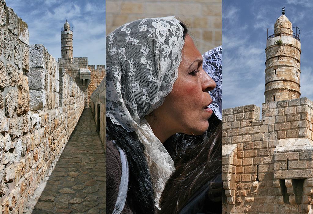 Jeruzalem stadsmuur
