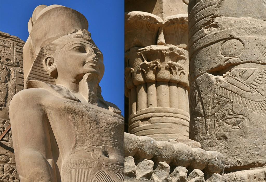 Karnak tempel - Luxor