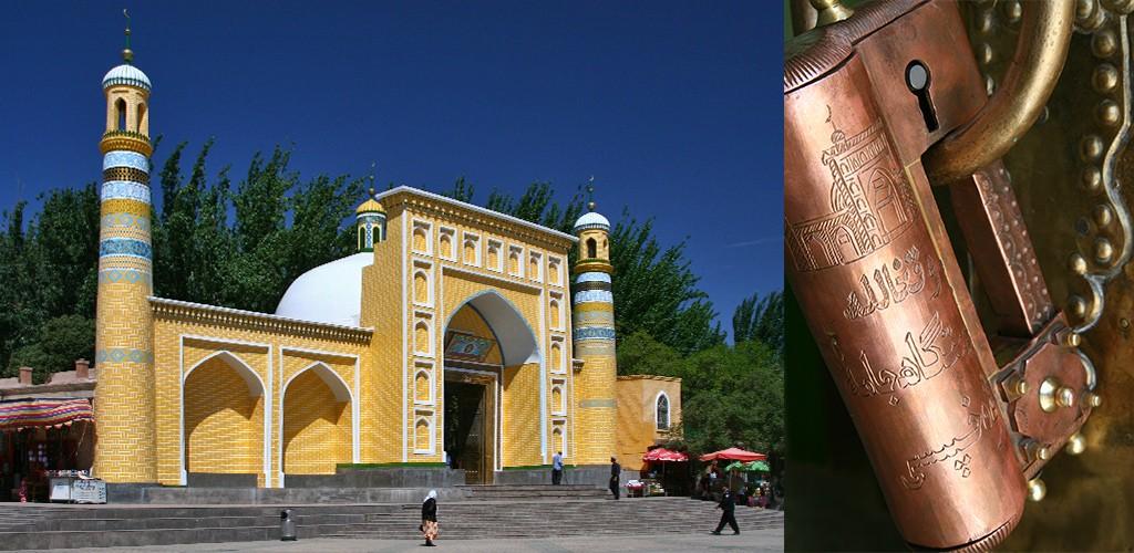 Kashgar moskee