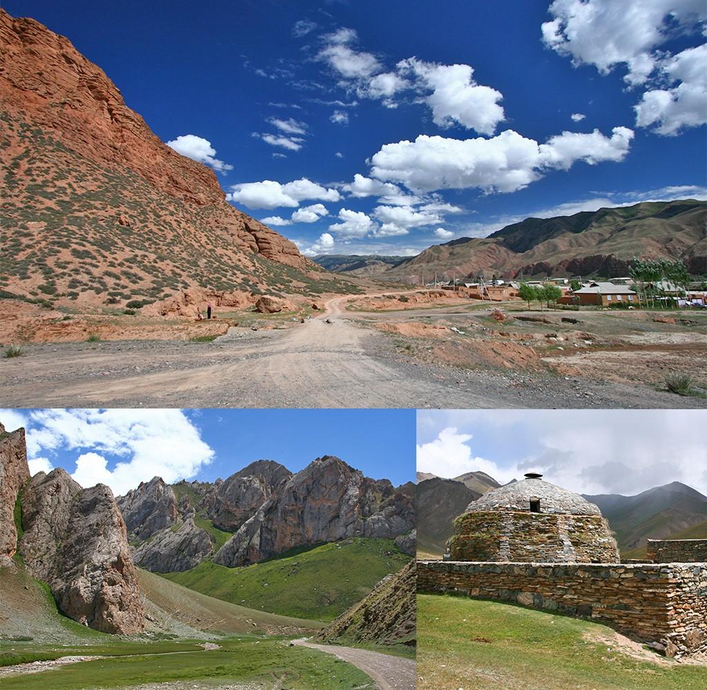 Kirgizië Naryn