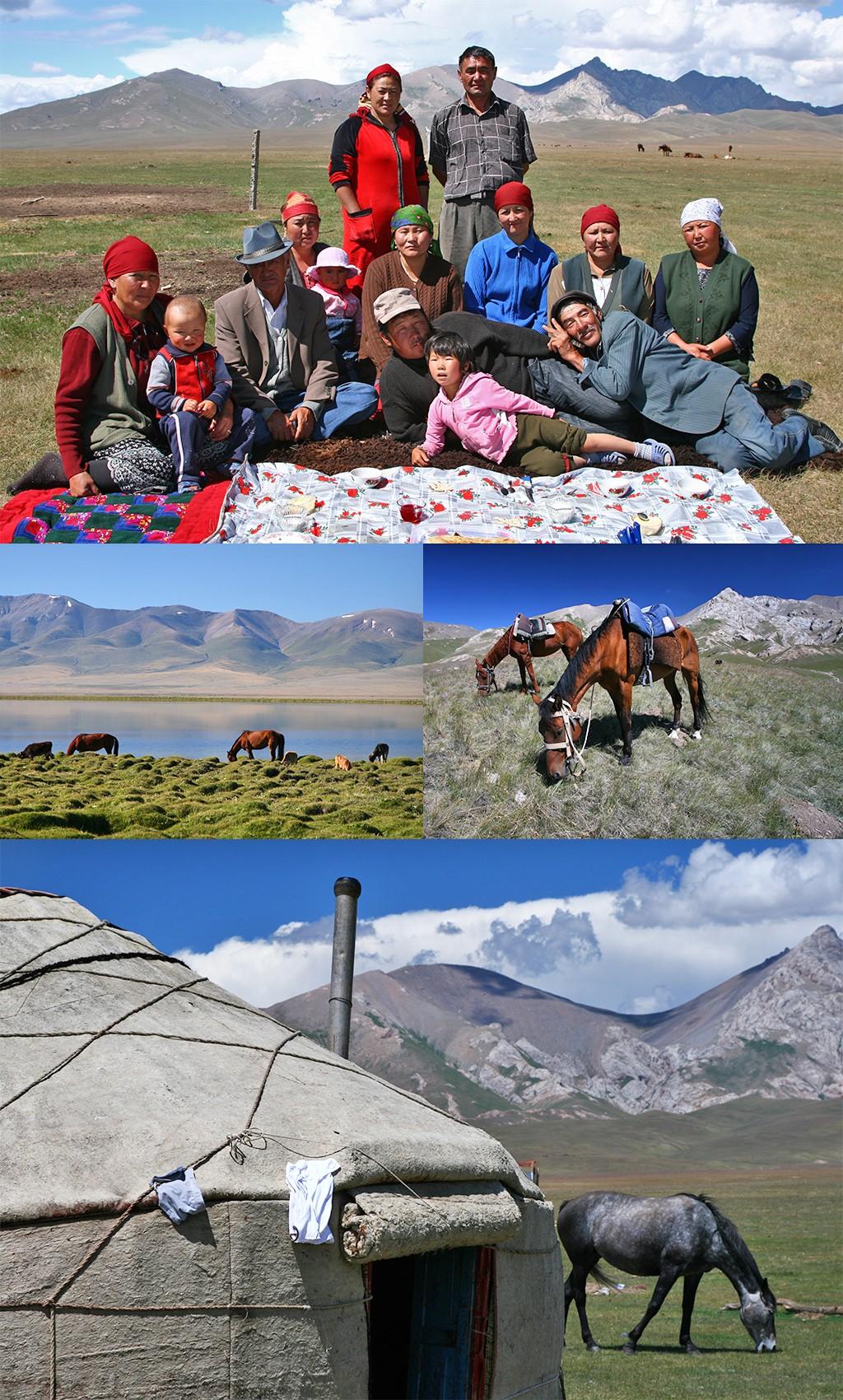 Kirgizië Song-Köl