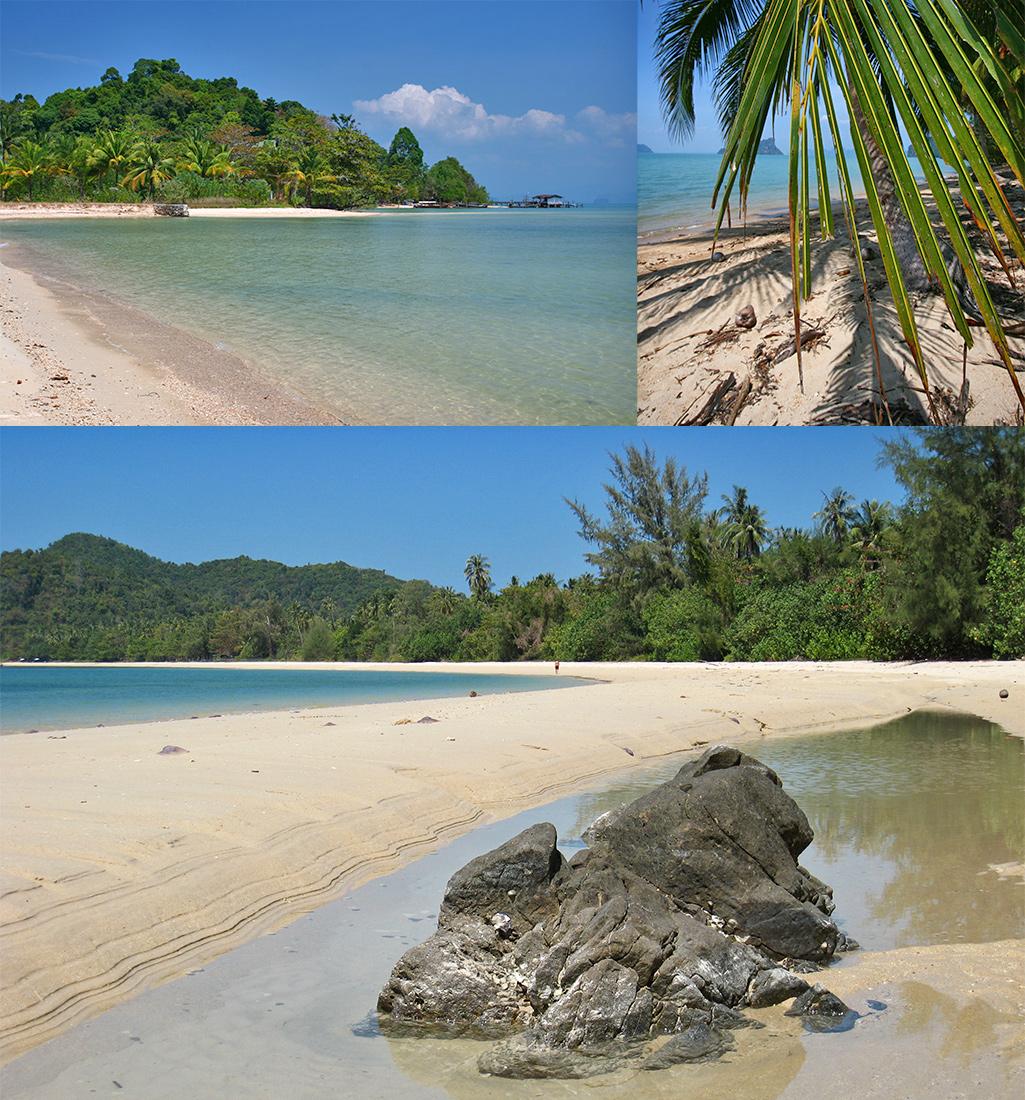 Koh Yao Thailand zonder toeristen