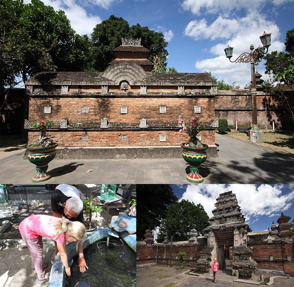 Kota Gede Makam Raja Raja