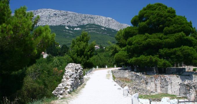 Kamperen in Kroatië