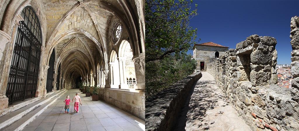 Lissabon Se en Sao Jorge