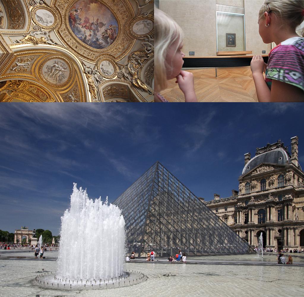 Louvre meer dan 10 miljoen bezoekers