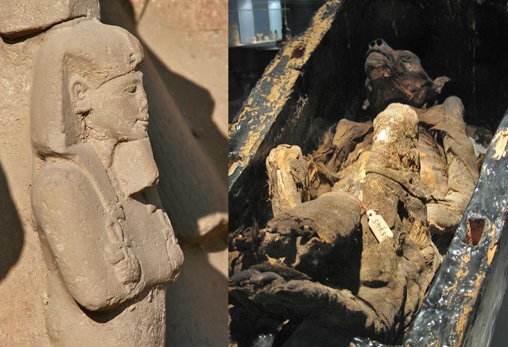 Luxor - oudheden en mummies