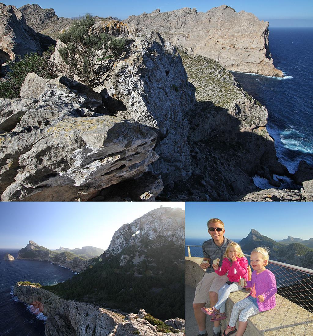 Mallorca Cap Formentor Mirador Es Colomer