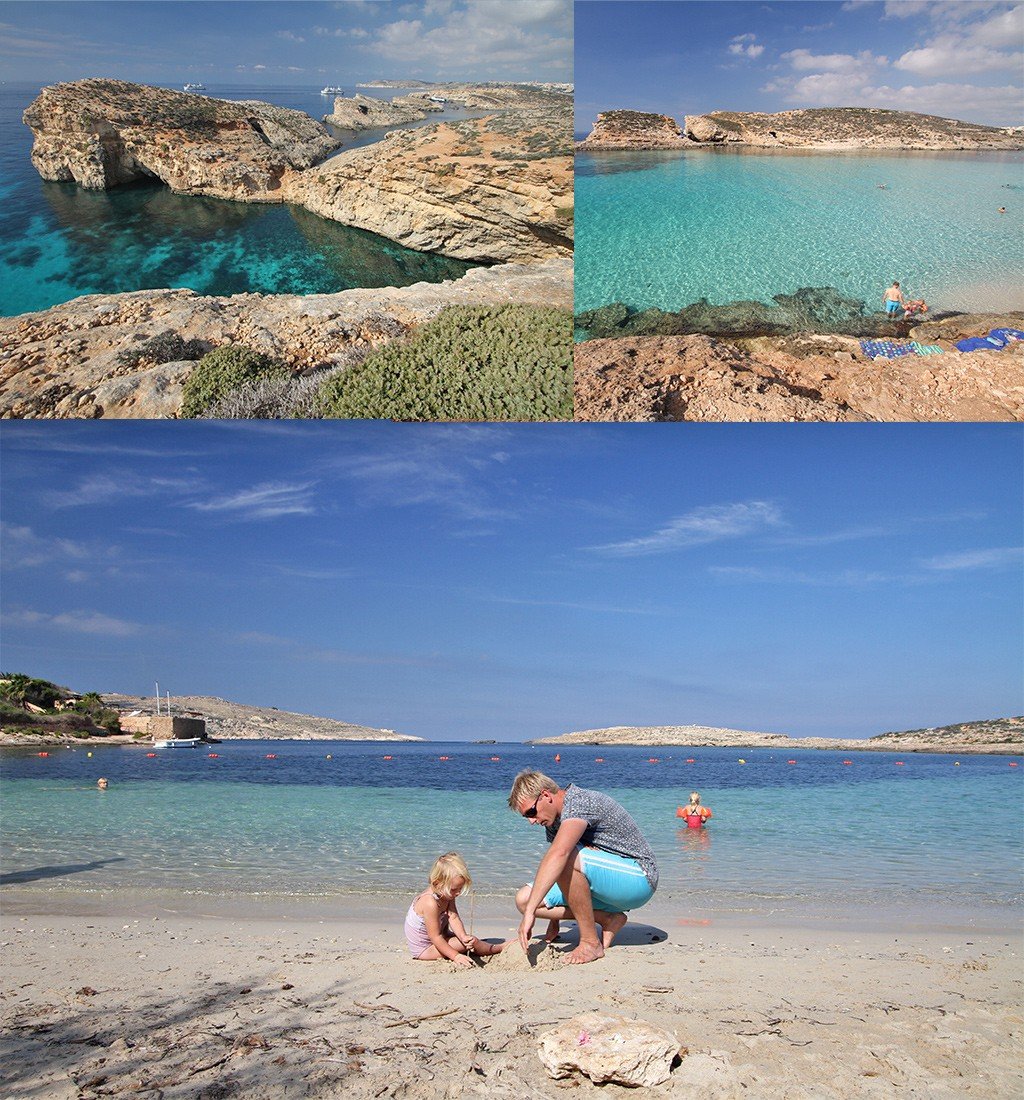 Malta bezienswaardigheden - Comino