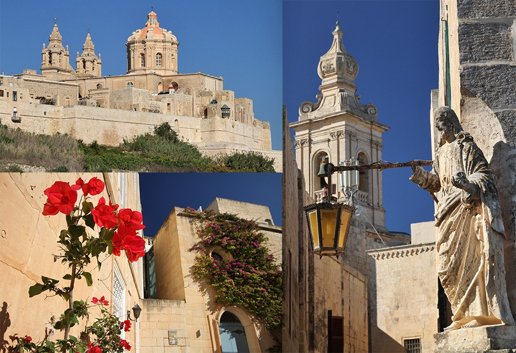 Malta bezienswaardigheden - Mdina