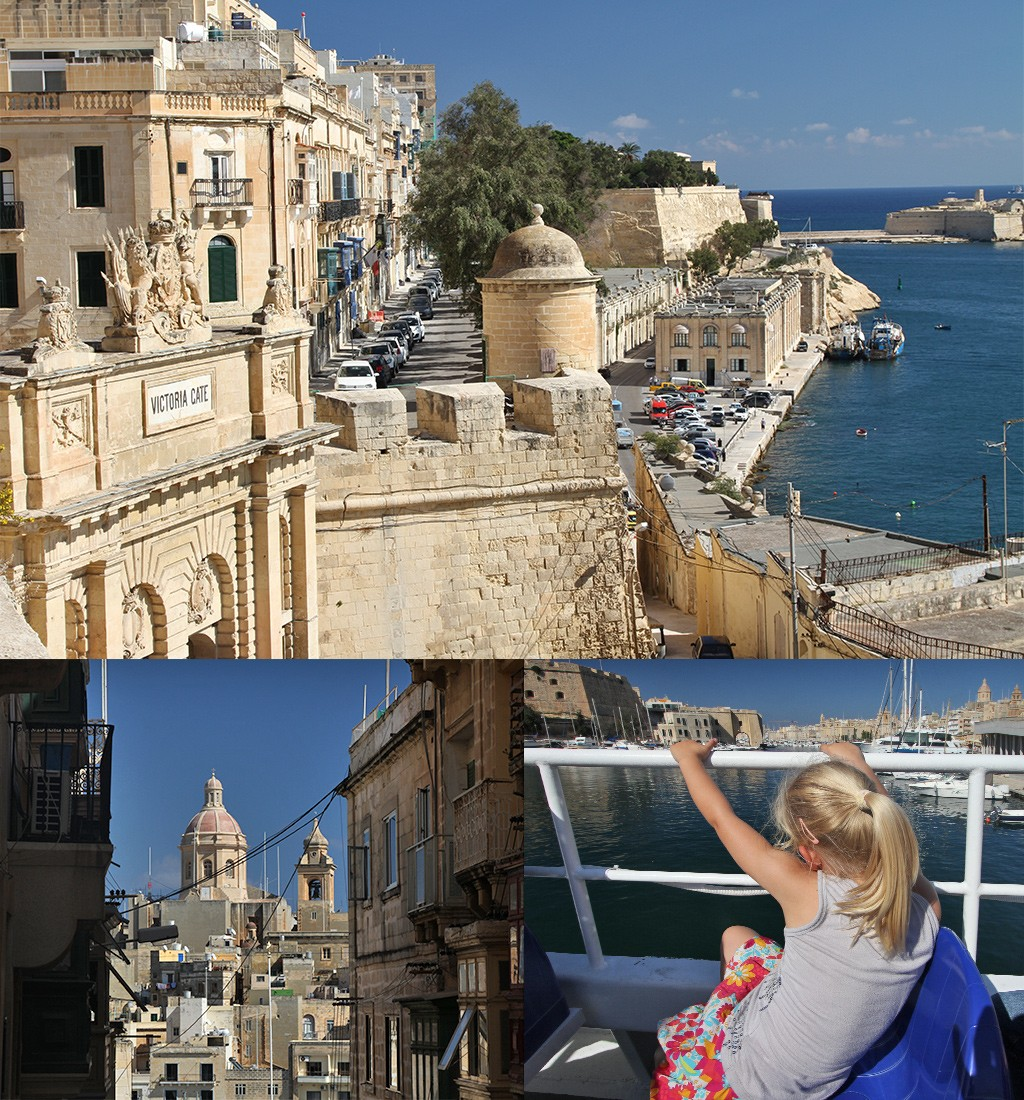 Malta bezienswaardigheden Valetta