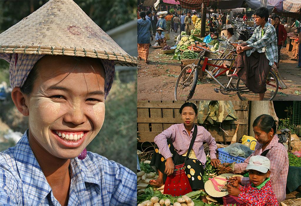 Mandalay Produce Market