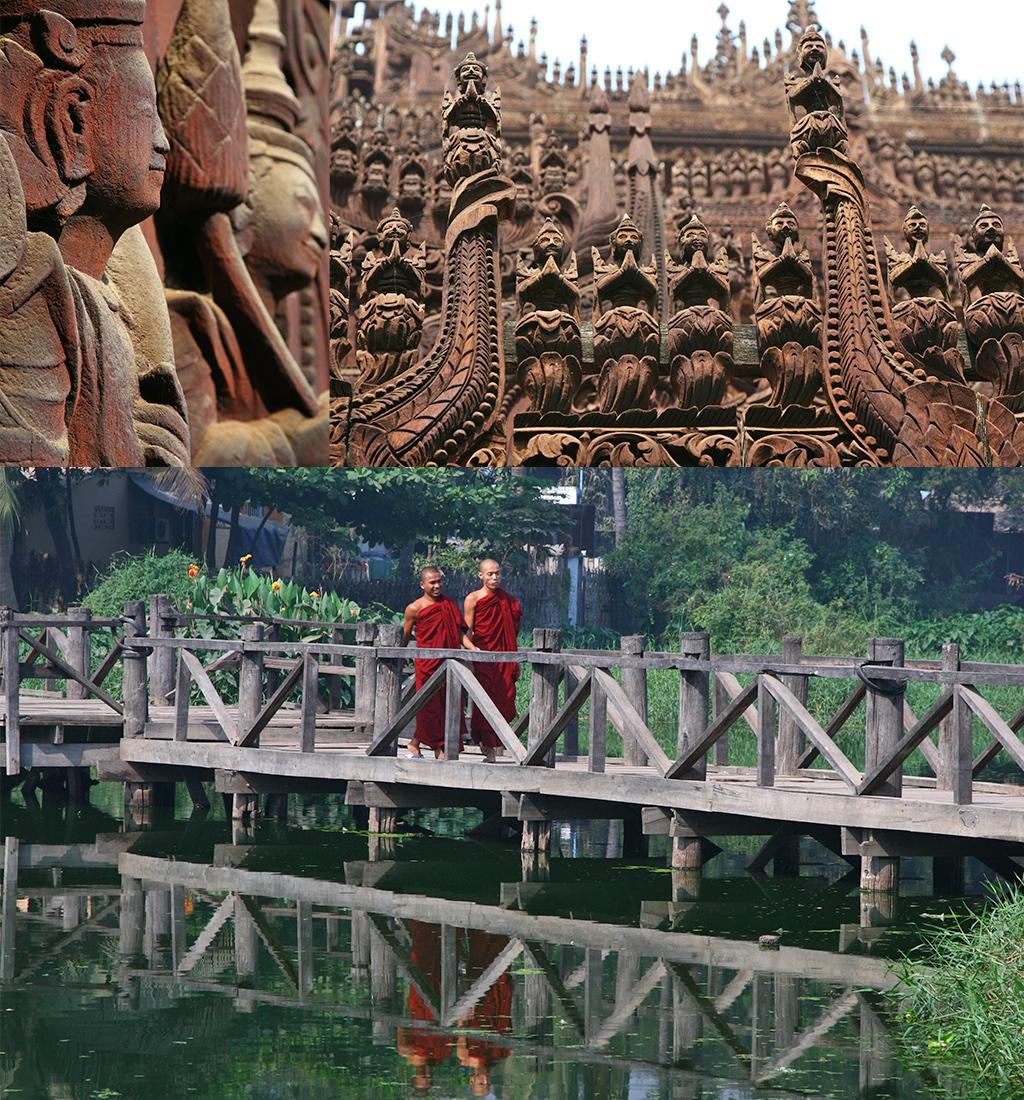 Mandalay Shwe In Bin Kyaung
