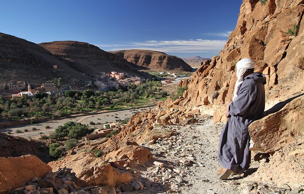 Marokko - januari